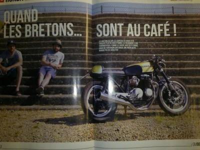 Magazine Génération Moto