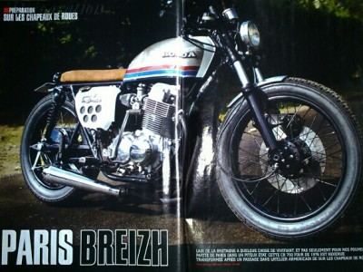 Magazine Génération Moto mai-juin 2014
